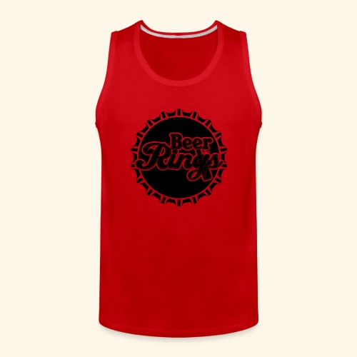 Beer Rings - Men's Premium Tank
