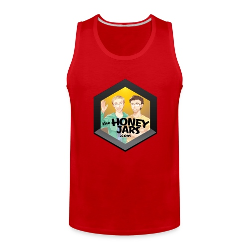 The Honey Jars - Men's Premium Tank