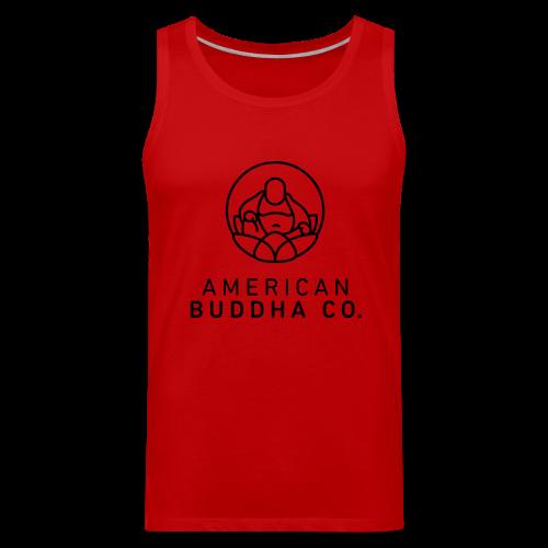 AMERICAN BUDDHA CO. ORIGINAL - Men's Premium Tank