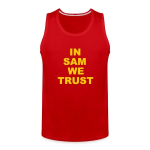 In SD We Trust - Men's Premium Tank