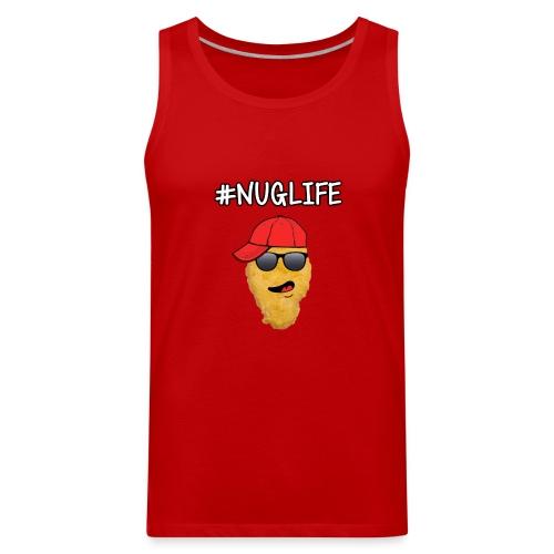 #NugLife Phone Case - Men's Premium Tank