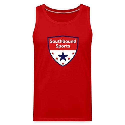 Southbound Sports Crest Logo - Men's Premium Tank