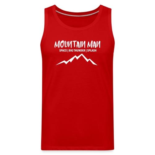 Mountain Man - Men's Premium Tank