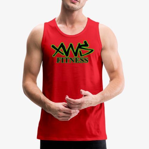 XWS Fitness - Men's Premium Tank