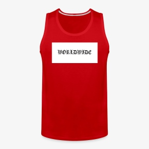 wordlwide - Men's Premium Tank