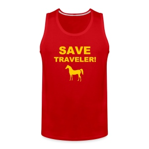 Save Traveler - Men's Premium Tank