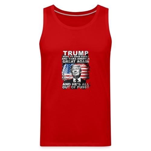 Trump Won! - Men's Premium Tank