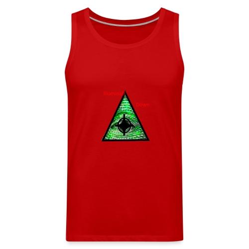 illuminati Confirmed - Men's Premium Tank
