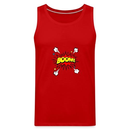 Super Boom - Men's Premium Tank