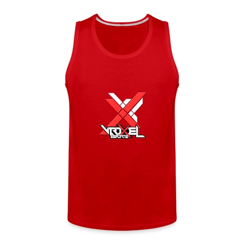 VXL Red Collection - Men's Premium Tank