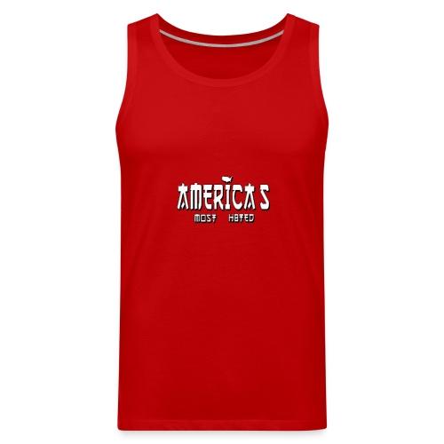 americas_most_hated - Men's Premium Tank