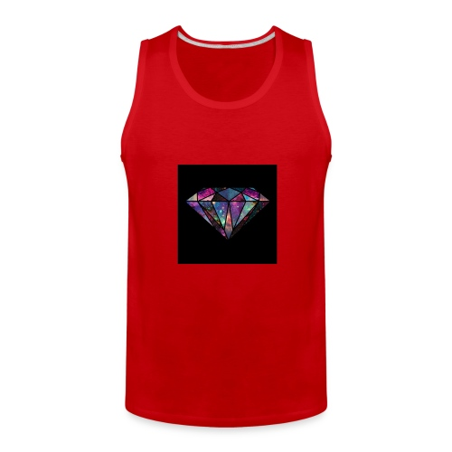 Diamondfashion - Men's Premium Tank