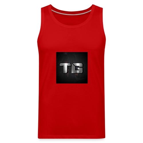 hoodies and spread shirts - Men's Premium Tank
