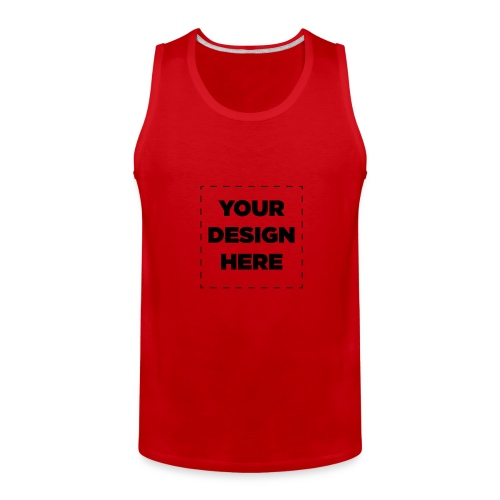 Name of design - Men's Premium Tank