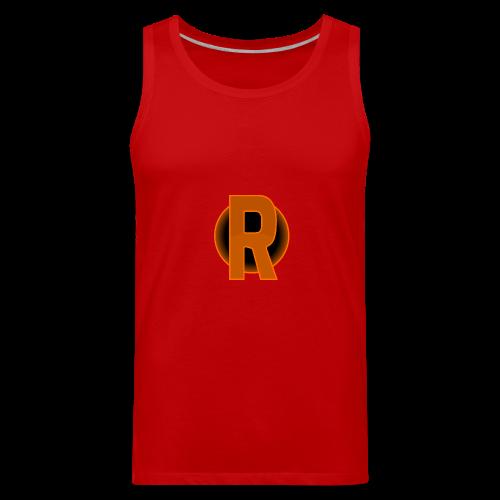cmdr rithwald logo - Men's Premium Tank