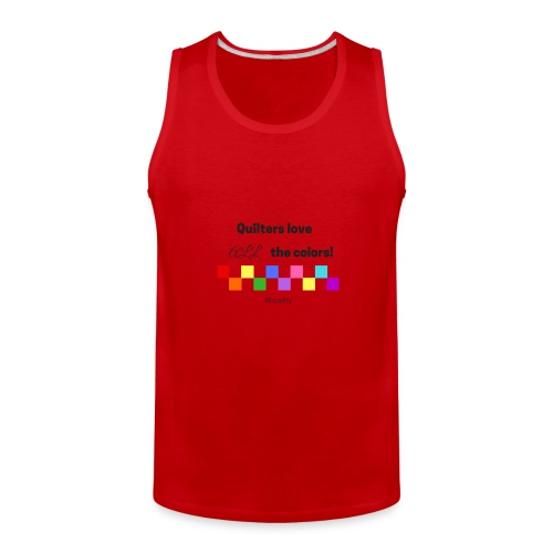 Love Color - Men's Premium Tank
