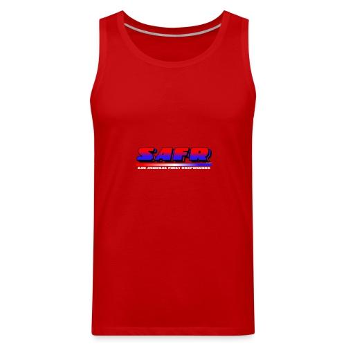 SAFR Logo - Men's Premium Tank