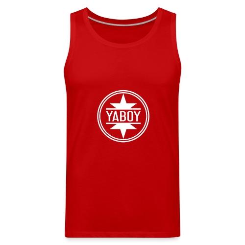 YaBoyLogo - Men's Premium Tank