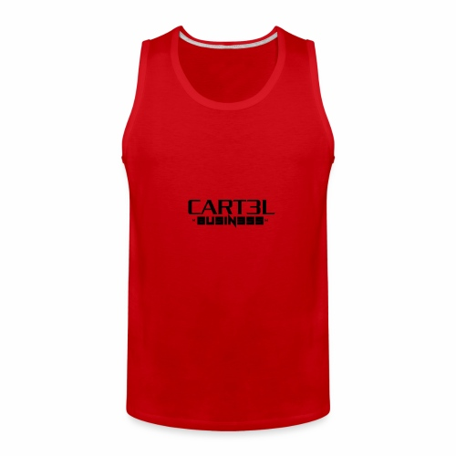 CARTEL BUSINESS - Men's Premium Tank