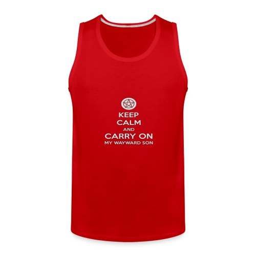 Keep Calm Shirt - Men's Premium Tank