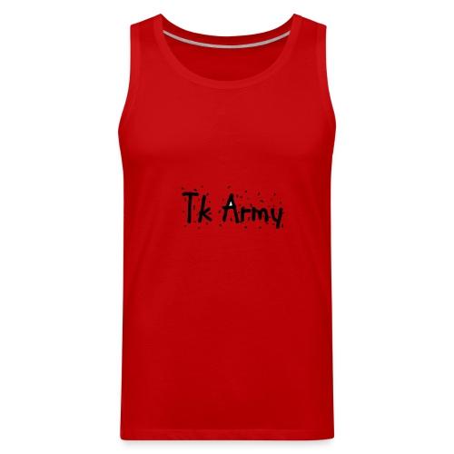Tk Army - Men's Premium Tank