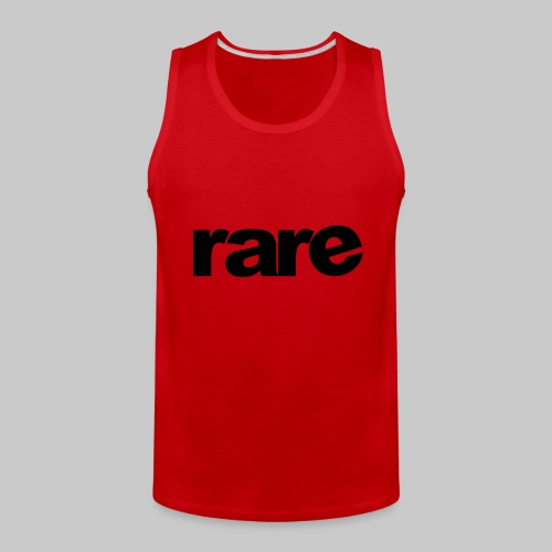 Quality Womens Tshirt 100% Cotton with Rare - Men's Premium Tank