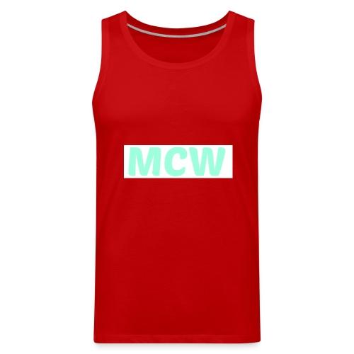 MCW - Men's Premium Tank