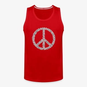 'Peace' of Mind - Men's Premium Tank