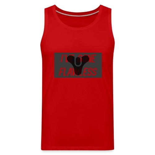 ive_gon_flawless_logo - Men's Premium Tank