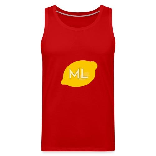 Mad Lemons Logo - Men's Premium Tank