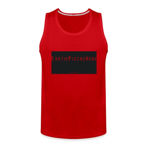 First Design - Men's Premium Tank