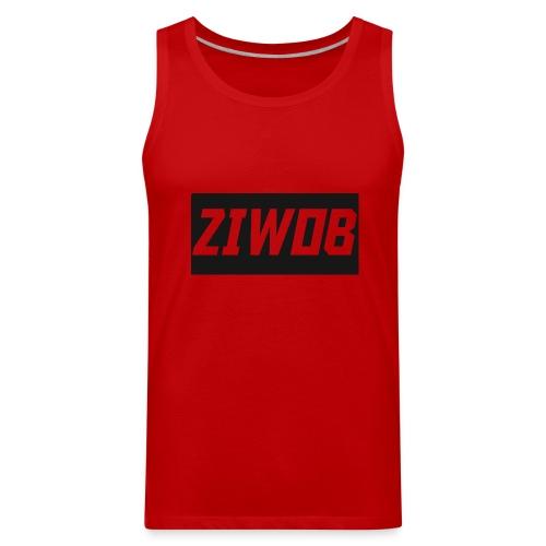 Ziwob shirt design - Men's Premium Tank
