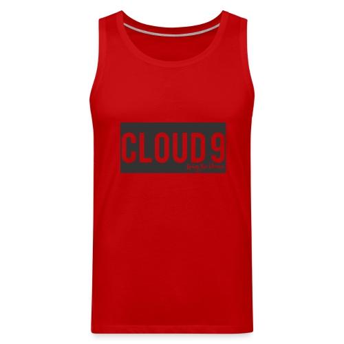 cloud 9 - Men's Premium Tank