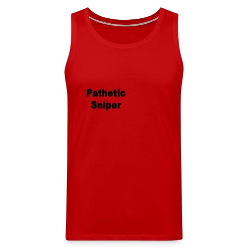 PatheticSniper Sweater - Men's Premium Tank