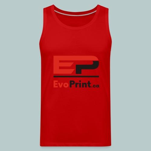 Evo_Print-ca_PNG - Men's Premium Tank