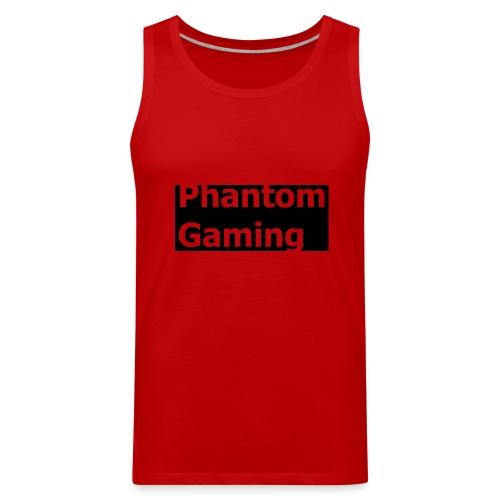 Phantom Shirt No.4 | New Logo Design - Men's Premium Tank