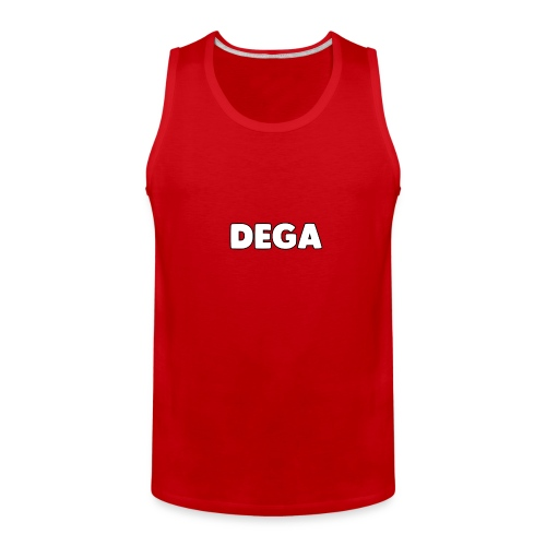 dega shirt - Men's Premium Tank