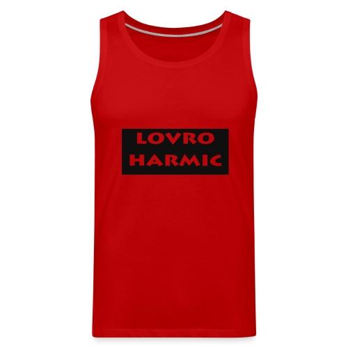 Lovro STUFF - Men's Premium Tank