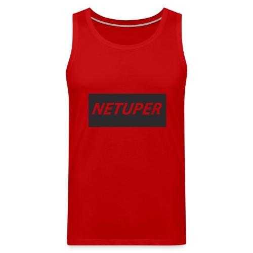 Netuper - Men's Premium Tank