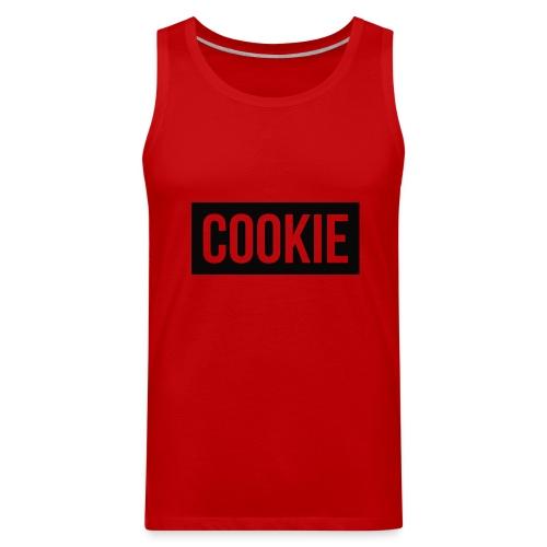 CookieShirtLogo - Men's Premium Tank