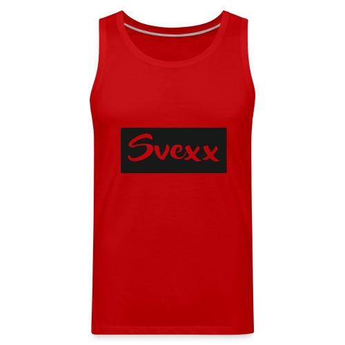Svexx - Men's Premium Tank