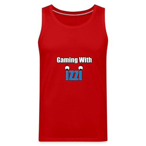 Gaming With Izzi - Men's Premium Tank