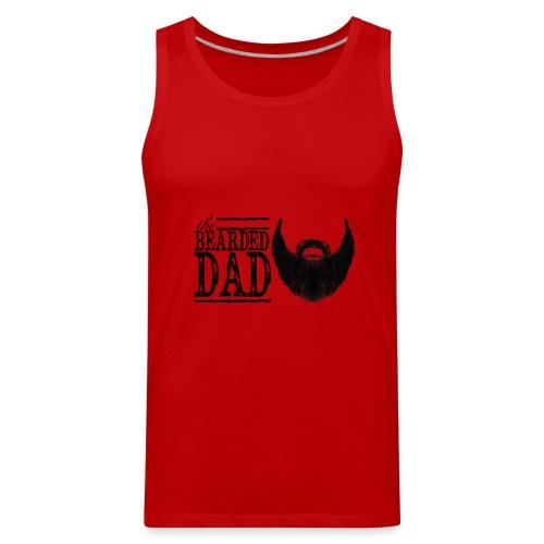 The Bearded Dad - Men's Premium Tank