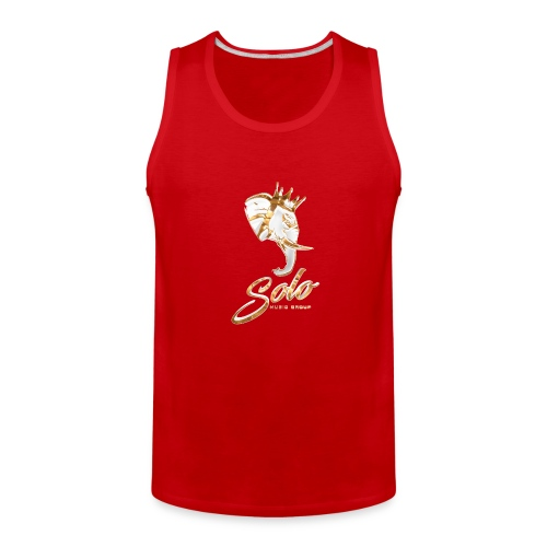 Solo Music Group - Men's Premium Tank
