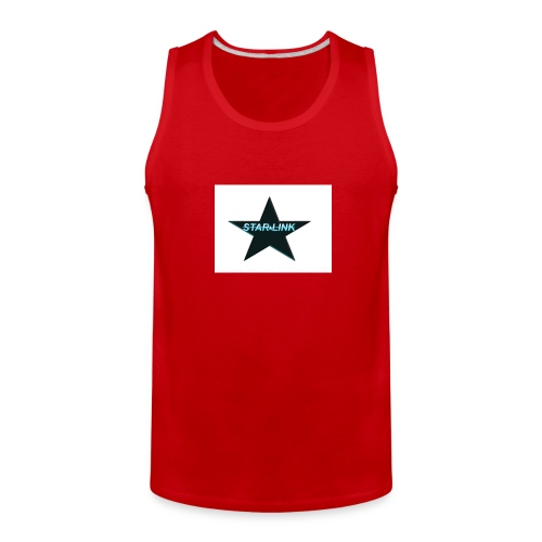 Star-Link product - Men's Premium Tank