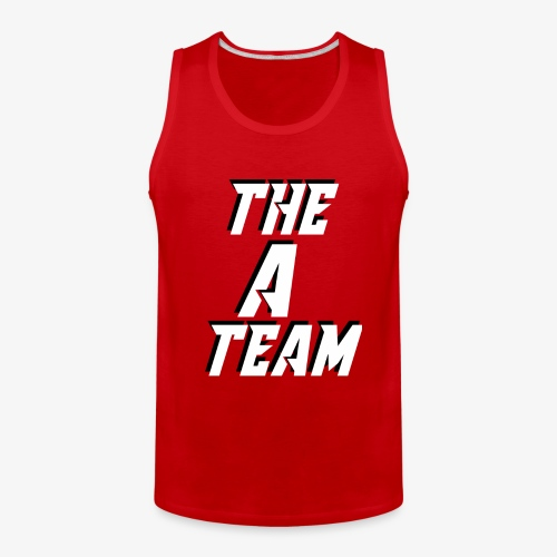 THE A TEAM - Men's Premium Tank