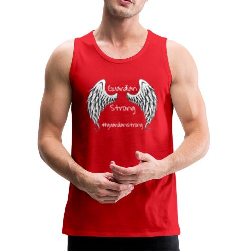 #GuardianStrong Movement - Men's Premium Tank