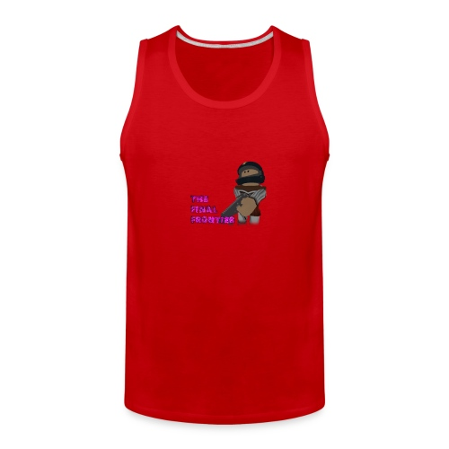The Final Frontier Sports Items - Men's Premium Tank
