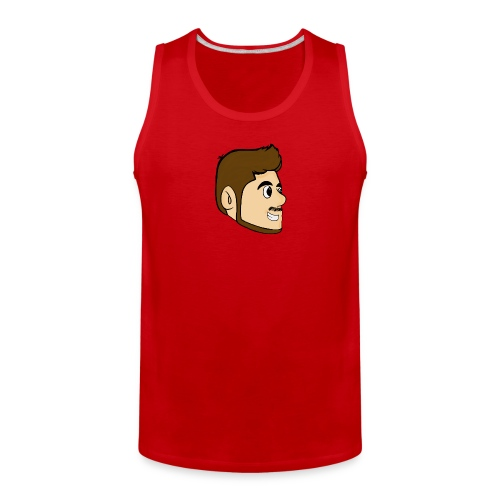 Mister Awesome - Men's Premium Tank