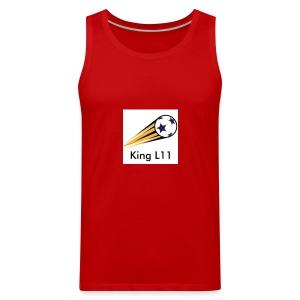 King L11 - Men's Premium Tank